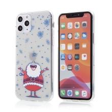 Kryt pro Apple iPhone 11 Pro Max - Vánoce - gumový