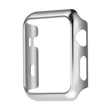 Kryt / rámeček / bumper HOCO Defender pro Apple Watch 42mm series 2 - plastový - stříbrný