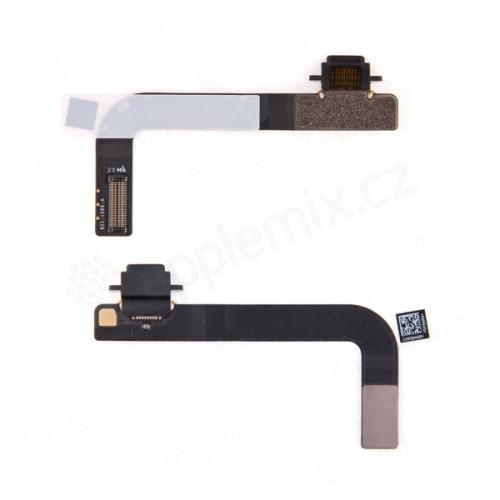 Flex kabel s dock konektorem pro Apple iPad 4.gen. - černý - kvalita A+