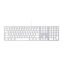Originální Apple Keyboard / klávesnice s číselnou klávesnicí - česká (MB110CZ/B)