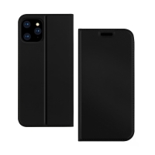 Pouzdro DZGOGO pro Apple iPhone 11 Pro Max - prostor pro platební karty - umělá kůže