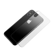 Tvrzené sklo (Tempered Glass) BASEUS pro Apple iPhone Xs Max - na zadní část - 2,5D hrana - čiré - 0,3mm