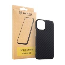 Kryt TACTICAL MagForce pro Apple iPhone 12 mini - Aramidová vlákna - karbonový - černý