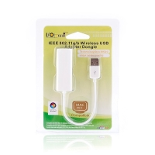 WiFi USB adaptér dongle - 802.11b/g, 54Mbps, USB 2.0