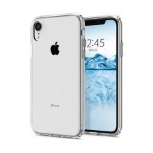 Kryt SPIGEN Liquid Crystal pro Apple iPhone Xr - průhledný