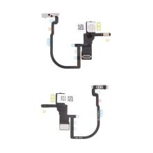 Flex kabel ovládání hlasitosti + tlačítko POWER a LED blesk pro Apple iPhone Xs Max - kvalita A+