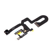 Flex přední kamery + SMD mikrofon + proximity senzor + kontakty pro horní reproduktor pro Apple iPhone 8 Plus - kvalita A+