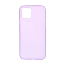 Kryt pro Apple iPhone 12 / 12 Pro - ultratenký - plastový - fialový