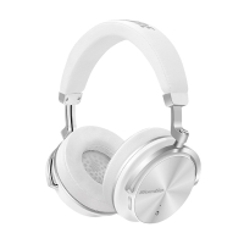 Sluchátka BLUEDIO T4 bezdrátová Bluetooth 4.2 - bílá