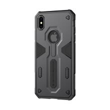 Kryt Nillkin pro Apple iPhone Xs Max - odolný - plast / guma - černý