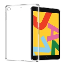 "Kryt / obal pro Apple iPad 10,2"" (2019) - gumový - průhledný"