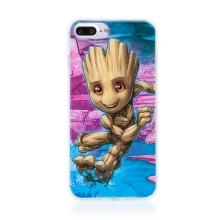 Kryt MARVEL pro Apple iPhone 7 Plus / 8 Plus - malý Groot - gumový