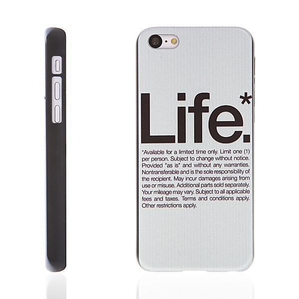Plastový kryt pro Apple iPhone 5C - Life.*