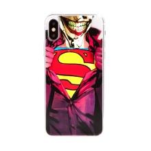 Kryt pro Apple iPhone X / Xs - Joker - gumový