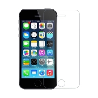 Tvrzené sklo (Tempered Glass) pro Apple iPhone 5 / 5S / 5C / SE - ultratenké - 0,1mm