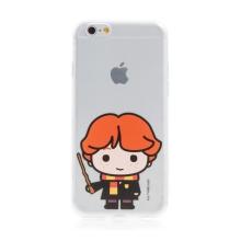 Kryt Harry Potter pro Apple iPhone 6 / 6S - gumový - Ron Weasley - průhledný