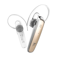 Handsfree HOCO EPB04 Bluetooth V4.1 headset - zlaté Gold