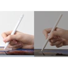 Dotykové pero / stylus BASEUS - aktivní / pasivní provedení - USB-C nabíjení - Pencil kompatibilní - bílé