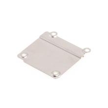 Kovový kryt / krycí plech dock konektoru pro Apple iPhone 11 Pro Max - kvalita A+