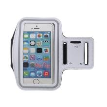Sportovní pouzdro pro Apple iPhone včetně velikostí Plus a Max - bílé