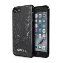 Kryt GUESS Marble pro Apple iPhone 7 / 8 / SE (2020) - mramorová textura