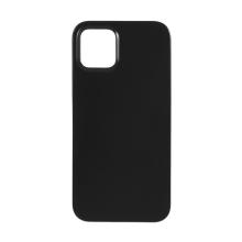Kryt pro Apple iPhone 12 / 12 Pro - ultratenký - plastový - černý