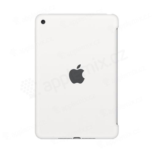 Originální kryt pro Apple iPad mini 4 - výřez pro Smart Cover - silikonový e086dd00fa