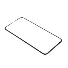 Tvrzené sklo (Tempered Glass) RURIHAI pro Apple iPhone X / Xs - na přední stranu - černý rámeček - 3D - 0,3mm