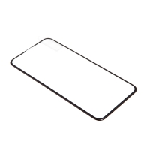 Tvrzené sklo (Tempered Glass) RURIHAI pro Apple iPhone X / Xs / 11 Pro - přední - černý rámeček - 3D - 0,3mm
