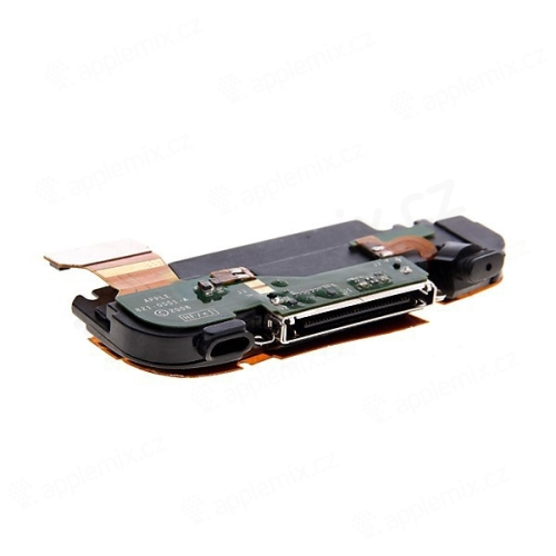 Náhradní nabíjecí port + reproduktor, mikrofon pro Apple iPhone 3G