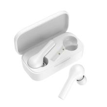 Bezdrátová sluchátka QCY T5 TWS - bílá