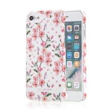 Kryt SO SEVEN Tokyo pro Apple iPhone 6 / 6S / 7 / 8 / SE (2020) - plastový - kvetoucí sakury / bílý