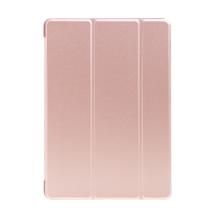 """Pouzdro / kryt pro Apple iPad 10,2"""" (2019 - 2021) - funkce chytrého uspání - gumové - růžové"""