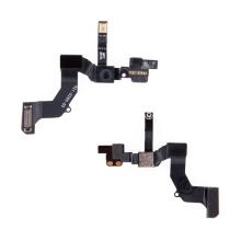 Flex přední kamera + SMD mikrofon + proximity senzor + kontakty pro horní reproduktor pro Apple iPhone 5 - kvalita A+