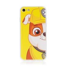 "Kryt ""Tlapková patrola"" pro Apple iPhone 7 / 8 / SE (2020) - gumový - Rubble"