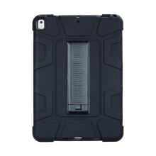 Kryt / pouzdro pro Apple iPad Pro 10,5 - outdoor - odolný - plastový / gumový - černý