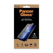 Tvrzené sklo (Tempered Glass) PANZERGLASS pro Apple iPhone 13 Pro Max - čiré - antibakteriální - 0,4mm
