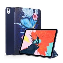 """Pouzdro pro Apple iPad Pro 11"""" - umělá kůže / silikon - funkce chytrého uspání - obrázkové motivy"""