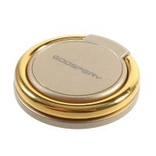 Stojánek / prsten MERCURY Ring pro Apple iPhone - zlatý