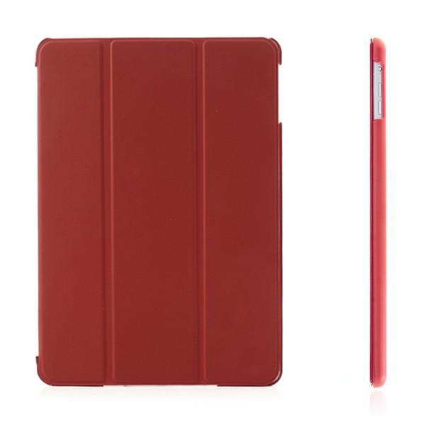 Ochranné pouzdro se Smart Cover pro Apple iPad Air 1.gen. (Smart Case) - červené