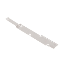 Kovový kryt / krycí plech konektoru baterie pro Apple iPhone X - kvalita A+