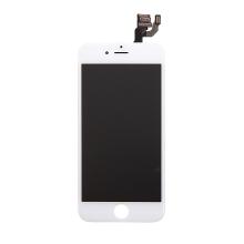 LCD panel + dotykové sklo (touch screen digitizér) pro Apple iPhone 6 - osazený - bílý - kvalita A