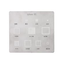 Matrice (šablony pro BGA spoje) chipsetu pro Apple iPhone 5C