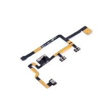 Flex kabel s přepínáním MUTE + ovládání hlasitosti + POWER pro Apple iPad 2 (2. verze)
