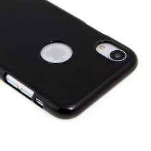 Kryt MERCURY Jelly pro Apple iPhone Xr - výřez pro logo - gumový