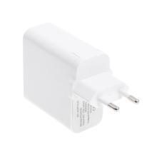 45W EU napájecí adaptér / nabíječka - mini provedení - USB-C pro Apple iPhone / iPad / MacBook - bílý