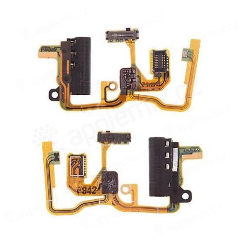 Flex se sluchátkovým konektorem a přepínačem pro Apple iPod shuffle 2.gen. - kvalita A+