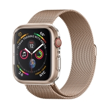 Kryt SPIGEN Liquid Crystal pro Apple Watch 4 44mm - průhledný