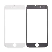 Přední sklo pro Apple iPhone 7 - bílé - kvalita A