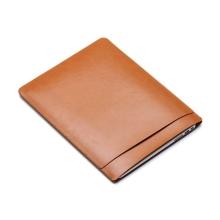 Pouzdro / obal SOYAN pro Apple MacBook 12 Retina - s kapsou / umělá kůže - hnědé
